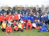 Samedi 23 novembre – le FCBOURGET organisait son premier «plateau»