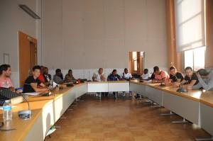 En bref : La traditionnelle réunion des éducateurs