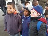 Nos «minots» au Stade de France le 29 mars dernier