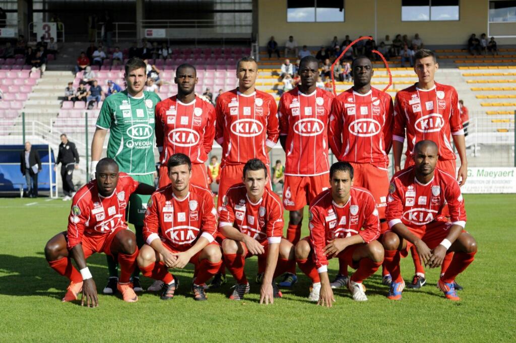As Beauvais (CFA) 2012