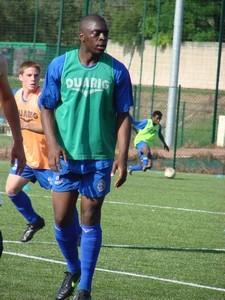 Isaac KITAMBALA, coach des U19 du FCB