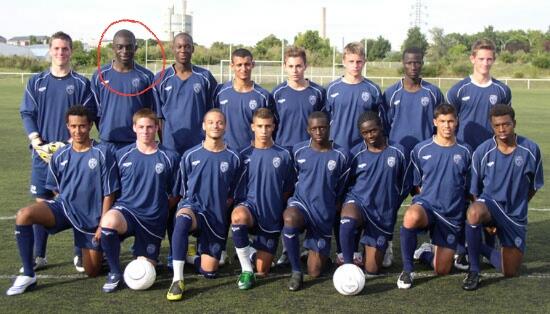 Estac Troyes U19 nationaux 2008