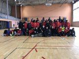 Samedi 1er mars : 1er tournoi interne U11