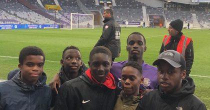 Un bourgetin bientôt au Stade de France