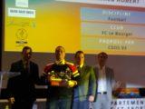 Le CDOS 93 récompense le Président du FCB