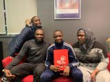 Mamadou DIARRA s'engage avec l'AS NANCY LORRAINE