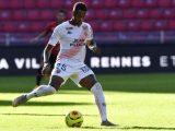 Premier match en L1 pour Yoann ETIENNE
