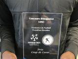 Concours d'éloquence – El Nasry mis à l'honneur par le LOSC